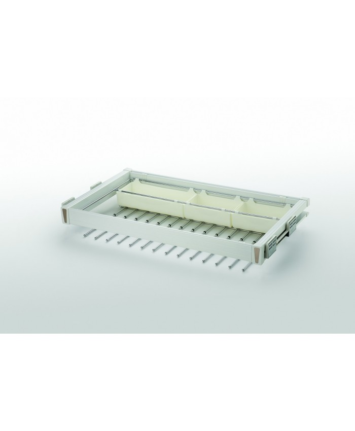 Soft Closing Multi-functional Wire Rack