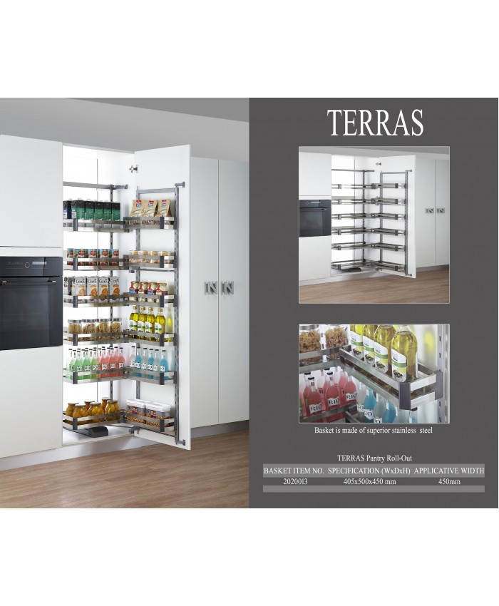 Terras Pantry Rollout